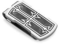 Lotus Stainless Steel Templar Cross Money Clip