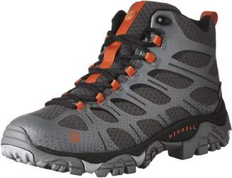 Merrell Men's Moab Edge Mid WPTF Hiking Boots