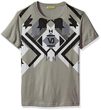 Versace Men's Optical Graphic Tee