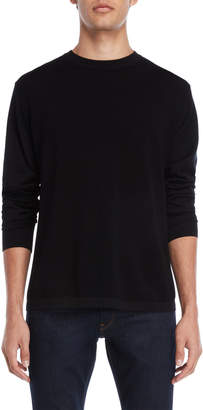 Br.Uno Ferraro Silk-Blend Crew Neck Sweater