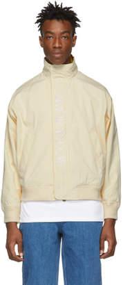 Leon Aime Dore オフホワイト セーリング ジャケット