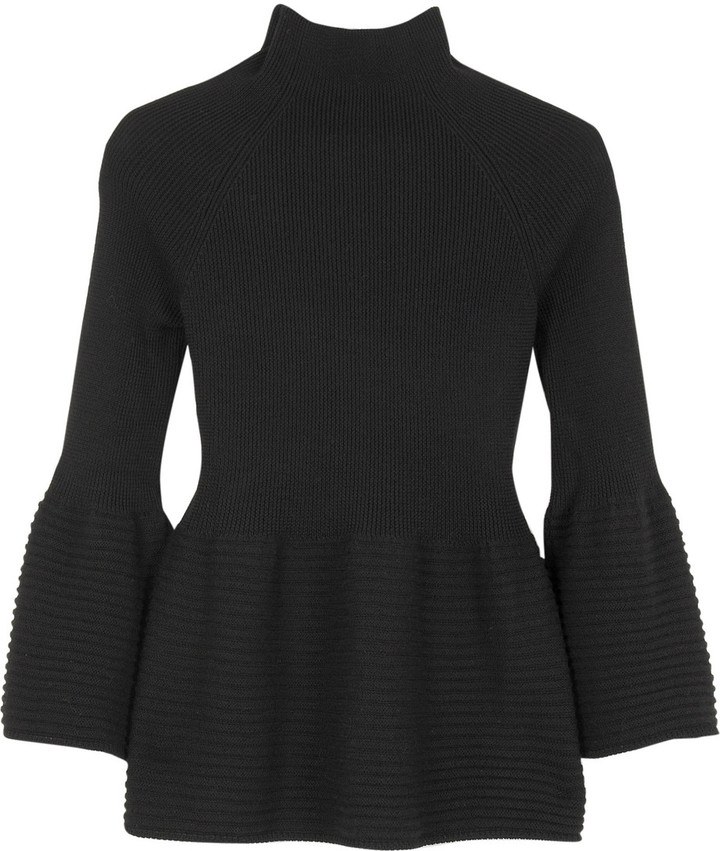 Moschino Bell sleeve sweater