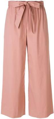 Incotex flared culottes
