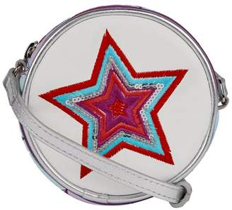 Emilio Pucci Embroidered Sequin Star Cross Body Bag
