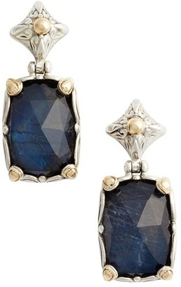 Women's Konstantino Cassiopeia Cushion Drop Earrings $525 thestylecure.com