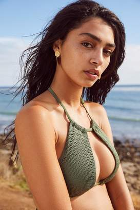 Out From Under Blink Cut-Out Bikini Top