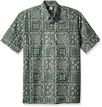 Reyn Spooner Men's Original Lahaina Spooner Kloth Classic Fit Pullover Shirt