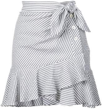 Veronica Beard knotted skirt