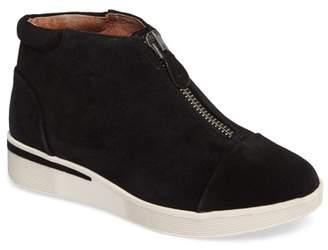 Kenneth Cole Gentle Souls by Hazel Fay Leather High Top Sneaker