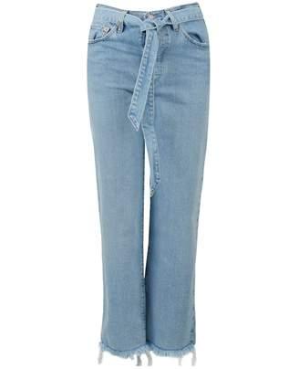 Levi's Ribcage Super High Rise Jeans Colour: Get It Done,