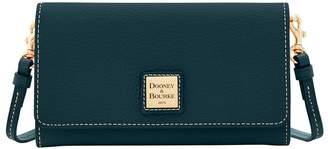 Dooney & Bourke Pebble Grain Daphne Crossbody Wallet