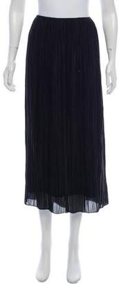 The Row Juri Plissé Midi Skirt w/ Tags