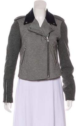 Theory Long Sleeve Zip-Up Jacket