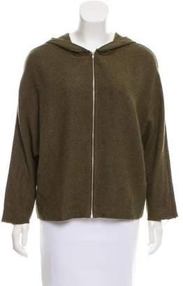Raquel Allegra Dolman Sleeve Hooded Sweatshirt w/ Tags