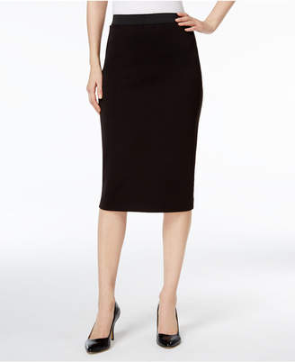 Alfani Below-Knee Pencil Skirt