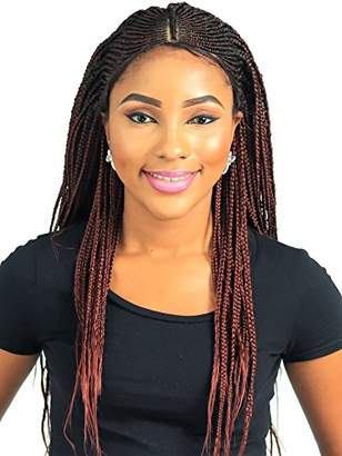 Fulani Cornrow Braid Wig - Color 35-22 inches