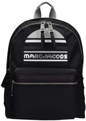 Marc Jacobs Trek Pack Large Logo Backpack