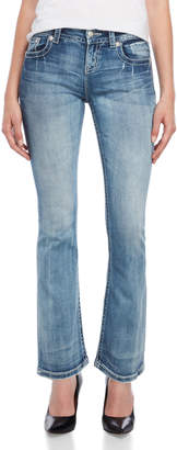 Miss Me Mid-Rise Easy Bootcut Jeans