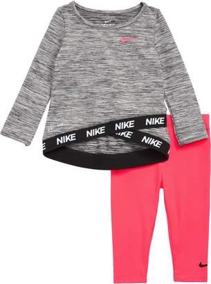 Nike Sport Essentials Dri-FIT Top & Leggings Set