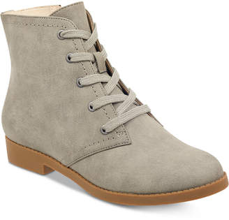 Indigo Rd Abelly Lace-Up Desert Booties Women Shoes