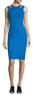 Susana Monaco Cut-Out Sleeveless Dress