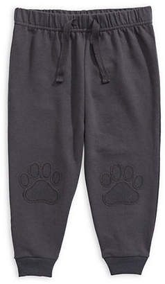 First Impressions Baby Boy's Dog Paw Jogger Pants
