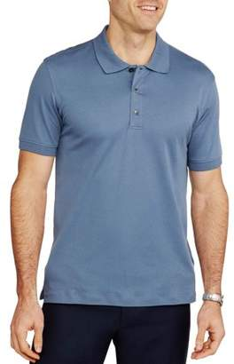 George Big Men's Luxe Cotton Polo