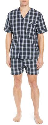 Majestic International Edward Easy Care Short Pajama Set
