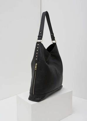 Mint Velvet Aubrey Black Tote Bag