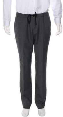 TOMORROWLAND Wool Flat Front Pants