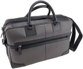 S.t. Dupont Defi Laptop & Document Case, Gray