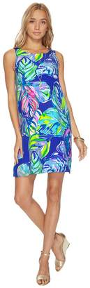 Lilly Pulitzer Jackie Silk Shift Women's Dress