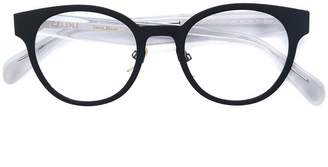 Celine round frame glasses