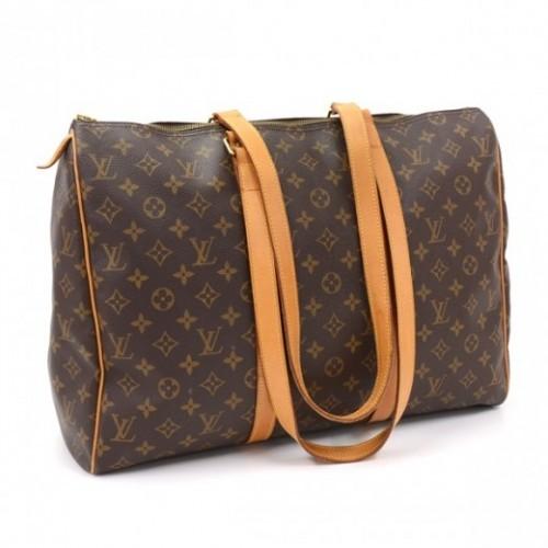 Louis Vuitton very good (VG) Louis Vuiton Brown Monogram Canvas Sac Flanerie 45 Handbag