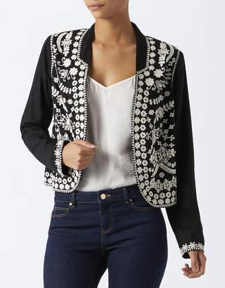 Monsoon Sophina Embroidered Jacket