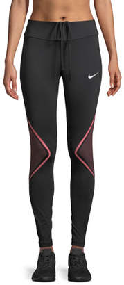 Nike Power Fast GX Running Performance Tights