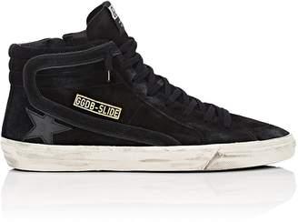 Golden Goose Men's Slide Suede Sneakers