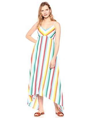 Laundry by Shelli Segal Women's Rainbow Maxi Dress