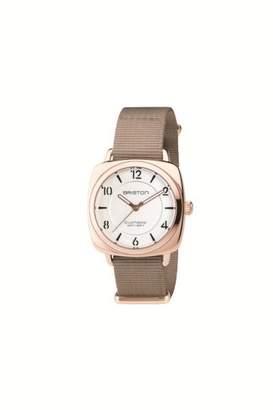 Briston Clubmaster Chic Steel Watch