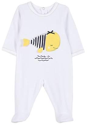 Absorba Baby Girls' Dors Bien Onesie,(Manufacturer Sizes: 6 Months)