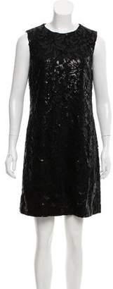 Diane von Furstenberg Kaleb Sequined Dress