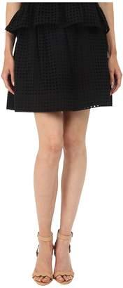 Kate Spade Dot Eyelet Mini Blaire Skirt Women's Skirt