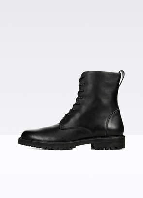 Brigade Leather Boots