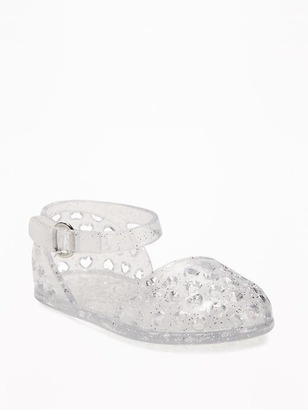 Mary Jane Jelly Sandals for Baby $10.94 thestylecure.com