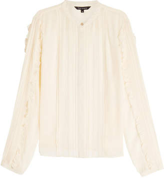 Tara Jarmon Blouse with Ruffles