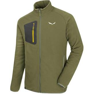Salewa Puez Plose 4 PL Full-Zip Fleece Jacket - Men's