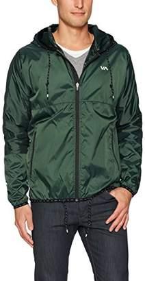 RVCA Men's Hexstop Ii Jacket,M