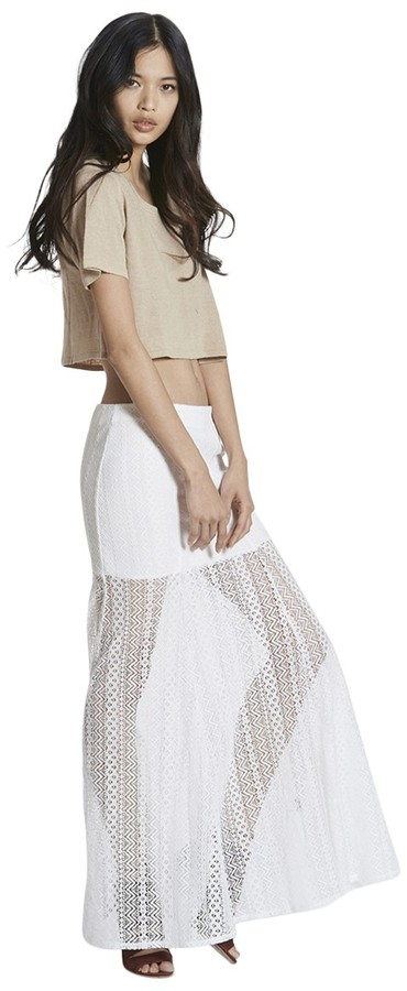 Torn By Ronny Kobo Florina Skirt