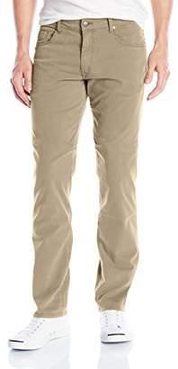 Façonnable Men's Gabardine Stretch 5 Pocket Pant