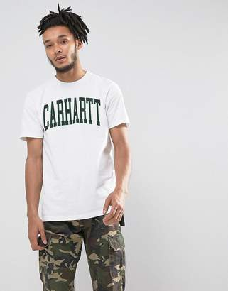 Carhartt WIP Division Regular Fit T-Shirt